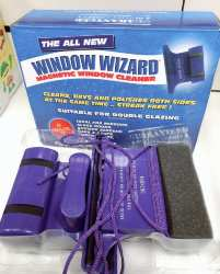 Магнитная щетка Window Wizard