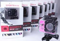 Action Camera HD 1080P SPORTs
