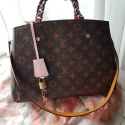 Сумка Louis Vuitton Montaigne