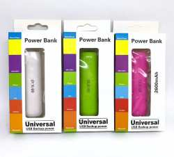 Компактный Power Bank Universal