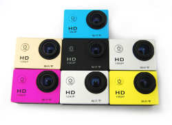 Action Camera HD 1080P Wi-Fi
