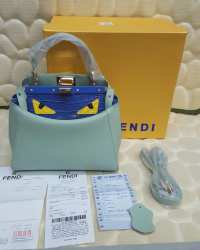 Сумка Fendi Peekaboo Monster